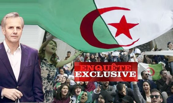 La chaîne M6 interdite en Algérie —