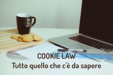 Cookie Law: tutto quello che c'è da sapere
