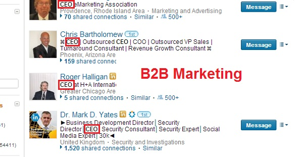 B2B Marketing Best Practices