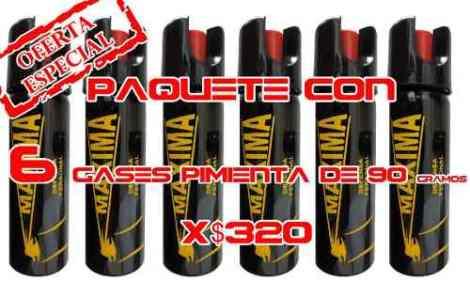 Image gas-pimienta-lacrimogeno-90-grms-paquete-de-6-piezas-320-10327-MLM20028413028_012014-O.jpg