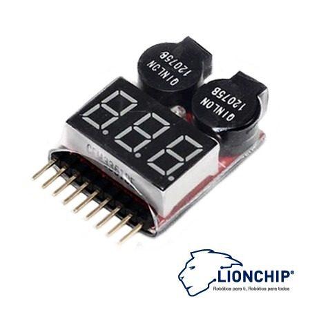 Image indicador-1-8s-rc-lipo-probador-de-voltage-de-bateria-alarma-23097-MLM20240854112_022015-O.jpg