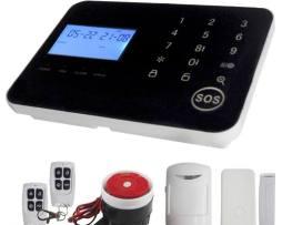Alarma Línea Telefónica Celular App Casa Negocio Dual Al3