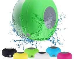 Bocina Bluetooth Contra Agua Sumergible Y Manos Libres