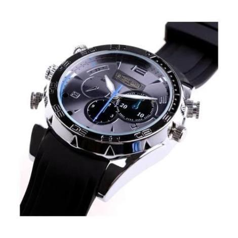 Camara Reloj Espia Sensor Movimiento Hd Full 1080p Sony 12mp
