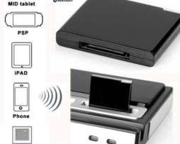 Receptor Audio Bluetooth Bocinas Dock 30 Bose Iphone Ipod