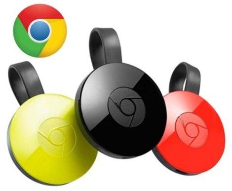 A112 Google Chromecast 2.0 Hdmi Mediastream Modelo 2015 en Web Electro