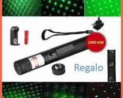 Apuntador Laser Verde 1000 Mw Recargable
