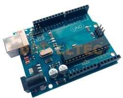 Arduino Uno R3 Incluye Cable Usb