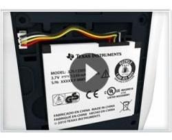 Batería Recargable Graficadora Ti Nspire Texas I Cx Cas O Cx