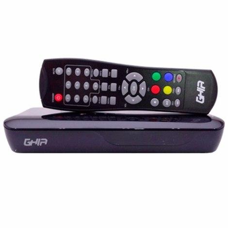 Decodificador De Señal Digital Para Tv Apagon Analogico Ghia en Web Electro