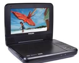 Envio Gratis Dvd Portatil Philips Bateria 7  Lcd Lee Todo