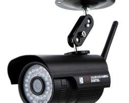Ip Camara Wifi Exteriores Contra Agua Video Vigilancia Zw