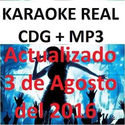 Karaoke Mas De 55gb En Pistas