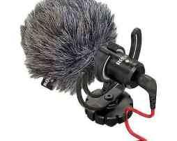 Micrófono Shotgun Videocamara Rode Video Micro