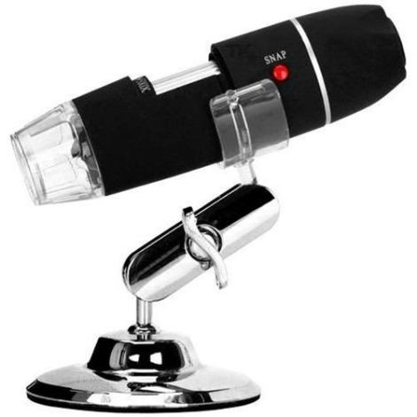 Microscopio Digital Usb 500x Zoom Optico Hd 8 Leds Led G2015