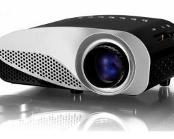 Mini Proyector Led Como Lo Vio En Tv 180 Lumens 4k 110