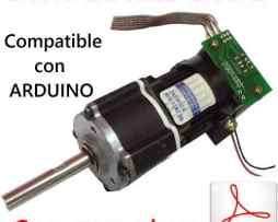 Motorreductor Faulhaber 12v 120 Rpm 1.72 Nm Encoder Optico.