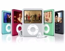 Mp4 Mp3 Expandible 64gb Musica Video Juegos Ipod 4 Generacio
