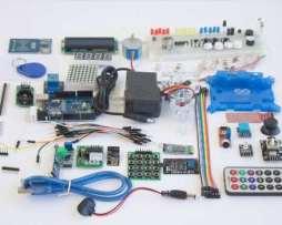 Nuevo Super Kit De Inicio Arduino Uno R3 Completo + Libros