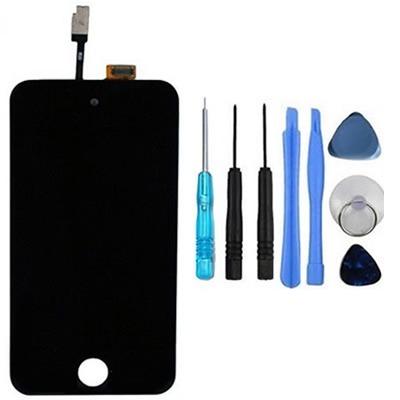 Pantalla Ipod 4g Lcd + Touch Blanco Y Negro El Mejor !