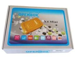 Receptor Satelital Openbox X4 Mini Hd + Wifi