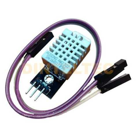 Sensor Temperatura Humedad Dht22 Usa Arduino Hc05 Dht11 Sg90