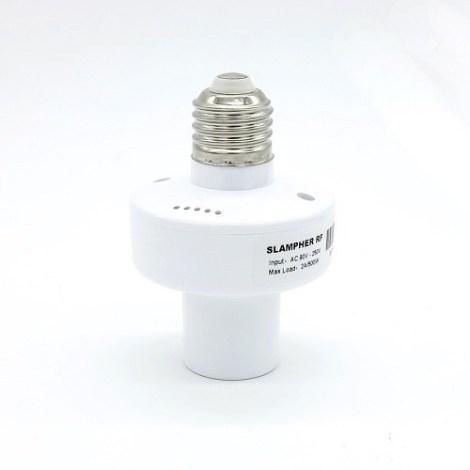 Slampher Wifi 433mhz Rf Wireless Light Holder