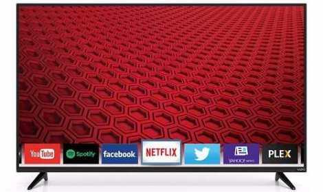 Smart Tv Vizio 50  Mod. E50 Full Hd C/ Wifi