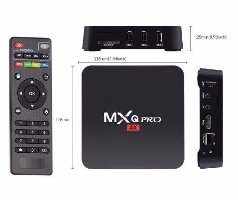 Android Tv Box Mxq Pro 4k Kodi Netflix Smart Tv Box en Web Electro