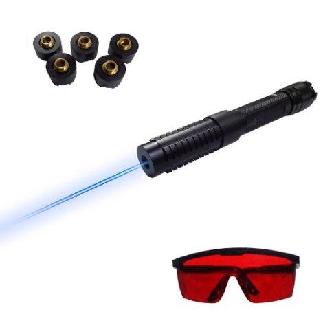 Apuntador Láser Azul 5000mw Revienta Globos Y Cigarros en Web Electro
