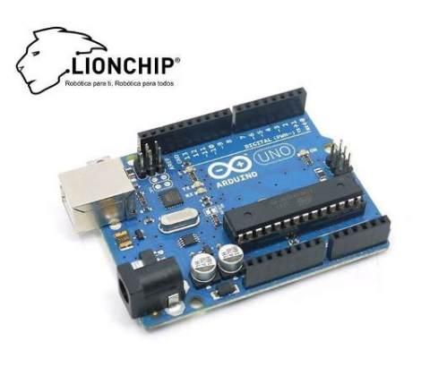 Arduino Uno R3 Microcontrolador Atmega Incluye Usb Lionchip en Web Electro