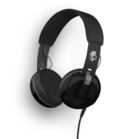 Audifonos Grind Black White Skullcandy en Web Electro