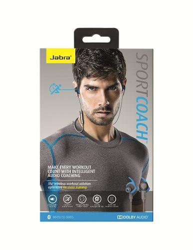 Audífonos Jabra Sport Coach Inalámbricos Azul Msi – Deporte en Web Electro