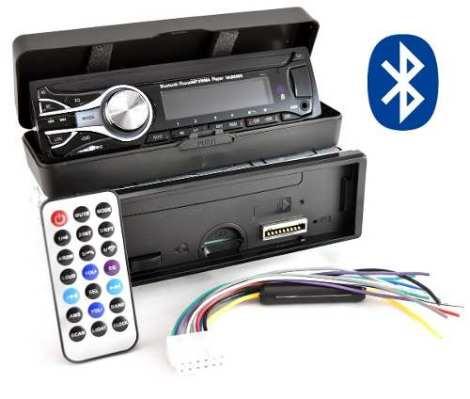 Auto Estereo 180 Watts Bluetooth Desmontable Control 0005 en Web Electro