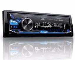Autoestereo Jvc Kd-x330bts Bluetooth Usb Android Ipod Iphone