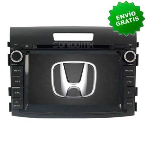 Autoestereo Navegador Gps Honda Crv 12 13 14 15 Pantalla Dvd en Web Electro