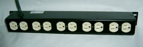 Barras Multicontacto Telecomunicaciones Servidores en Web Electro