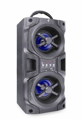 Bocina Recargable Bluetooth Usb Sd Mp3 Aux Fm Display 180w en Web Electro