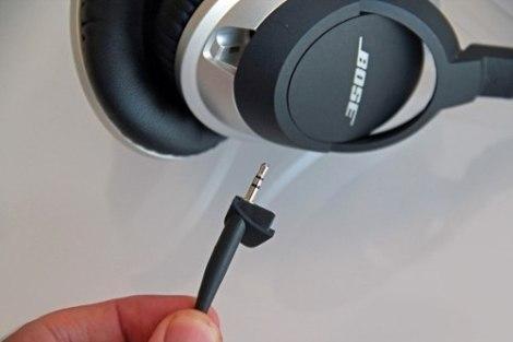 Cable De Reemplazo Para Audífonos Bose Ae2 Con Control Y Mic