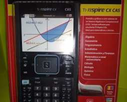 Calculadora Texas Instruments Ti Nspire Cx Cas en Web Electro
