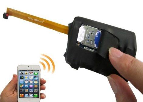 Camara Espia Activada Por Celular Soporta Hasta 32gb Sony en Web Electro
