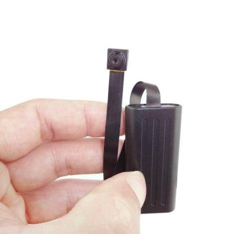 Camara Espia Dvr Con Boton De Ropa Full Hd 24hr Soporta 32gb en Web Electro