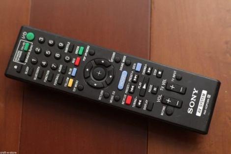 Control Remoto Teatro En Casa Sony Blu-ray Origina Rm-adp089 en Web Electro