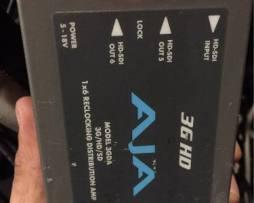 Distribuidor / Amplificador De Video Marca Aja Sd/hd-sdi/3g en Web Electro