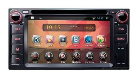 Estereo Toyota Android Fj Cruiser Hilux Hiace Avanza Gps Bt en Web Electro