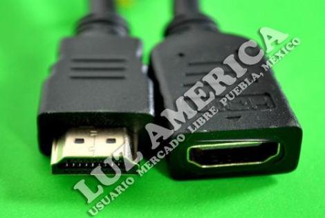 Extensión Cable Hdmi Macho – Hembra 3 Mts. en Web Electro