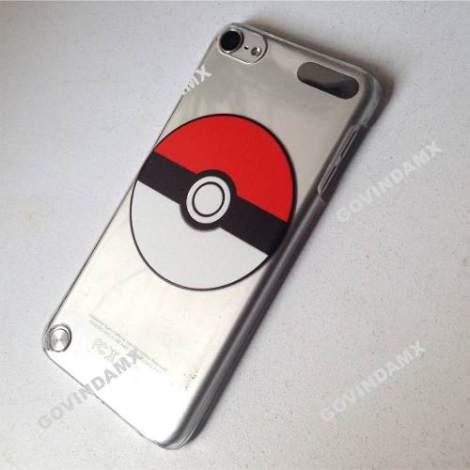 Funda Crystal Case Ipod Touch 5 Y 6 Pokebola