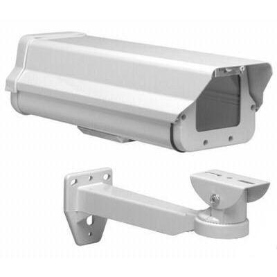 Gabinete Blanco Aluminio Tipo Pelco P Camaras Profesionales en Web Electro