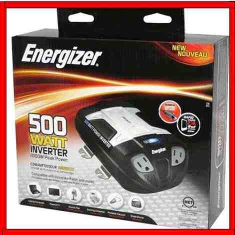 Inversor De Corriente Directa A Ac Energizer 500w A 1000w en Web Electro