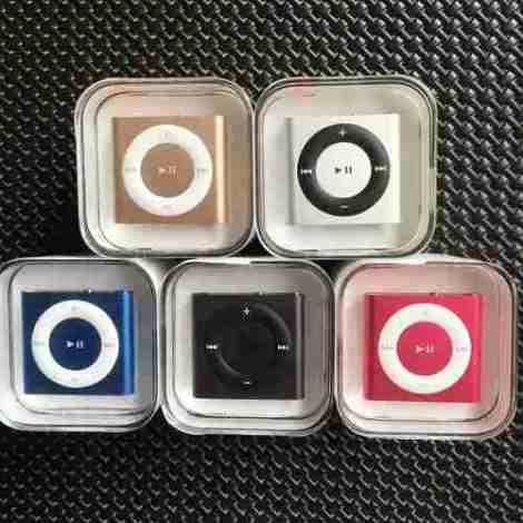 Ipod Shuffle Nuevos Y Sellados en Web Electro